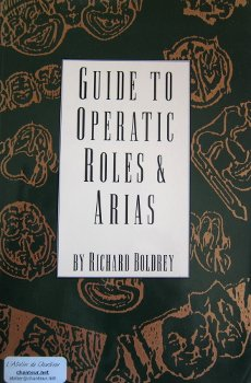 Guide to Operatic Roles and Arias