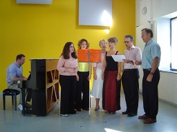 Concert final à Lannion